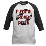 Future Road Pizza Baseball Jersey