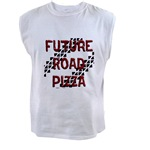 Future Road Pizza Men's Sleeveless Tee