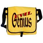 Evil Genius Messenger Bag