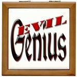 Evil Genius Tile Box