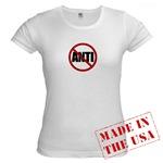Anti-Anti Jr. Baby Doll T-Shirt