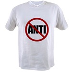 Anti-Anti Value T-shirt