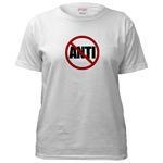 Anti-Anti Women's T-Shirt