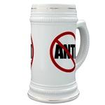 Anti-Anti Beer Stein