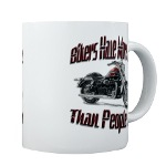 Bikers Have More Fun Mug