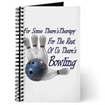 Bowling Therapy Journal
