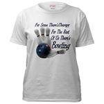 Bowling Therapy Women's T-Shirt