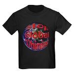Stop Global Whining Kids Dark T-Shirt