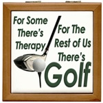 Golf Therapy Tile Box