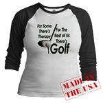 Golf Therapy Jr. Raglan