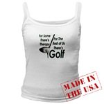 Golf Therapy Jr. Spaghetti Tank