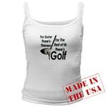 Golf Therapy Jr. Spaghetti Tank