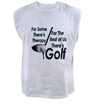 Golf Therapy Men's Sleeveless Tee