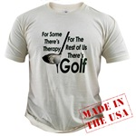 Golf Therapy Organic Cotton Tee