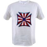 American Maltese Cross Value T-shirt