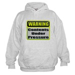 Contents Under Pressure Hooded Sweatshirt