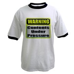 Contents Under Pressure Ringer T