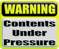 WARNING: Contents Under Pressure