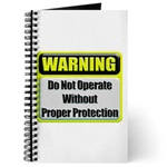 Do Not Operate Warning Journal