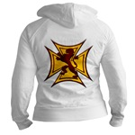 Royal Scottish Biker Cross Jr. Hoodie