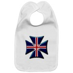 British Biker Cross Bib