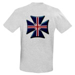 British Biker Cross Light T-Shirt