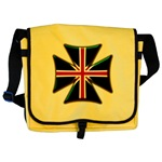 British Biker Cross Messenger Bag